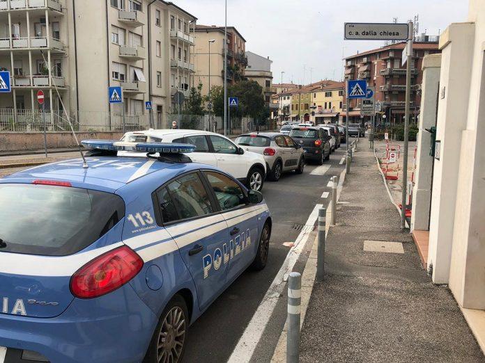 Polizia - Arresto per sequestro di persona e lesioni