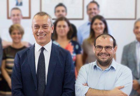 Flavio Pasini ed Enrico Bassi