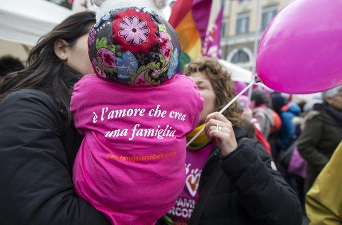 unioni civili madri tribunale verona