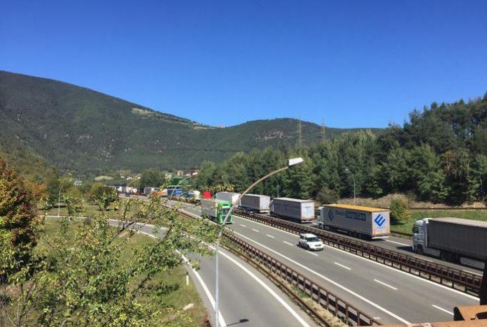 L'autostrada del Brennero
