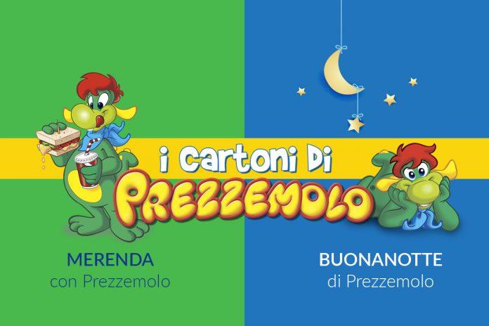 Gardaland cartone animato Prezzemolo 2020