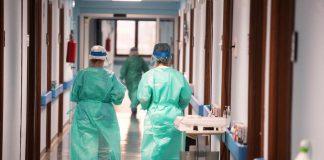 Ospedale Orlandi di Bussolengo - ricoveri ala covid Verona