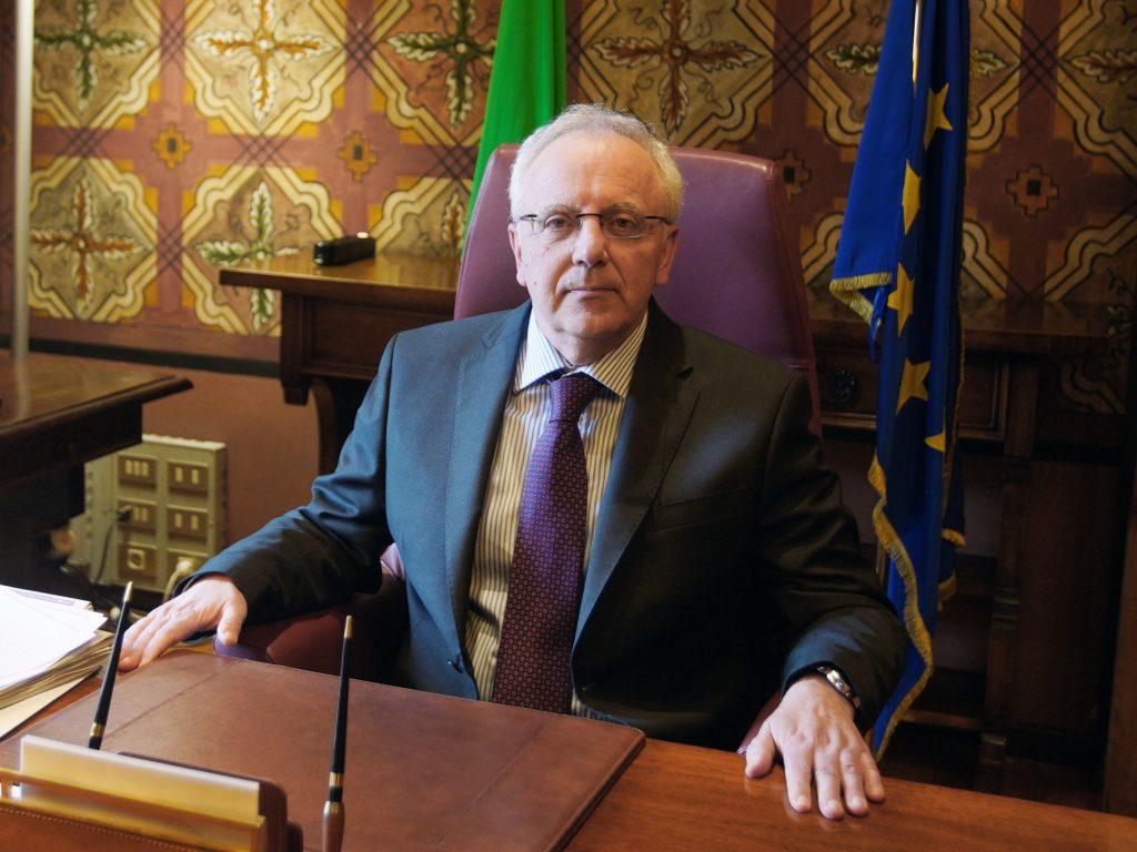 Donato Cafagna, prefetto di Verona interdittiva antimafia