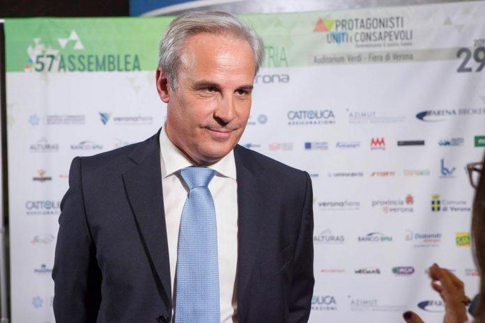 Renato Della Bella - Presidente Apindustria Verona