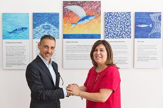 Vincenzo Scotti e Valeria Broggian ForGreen