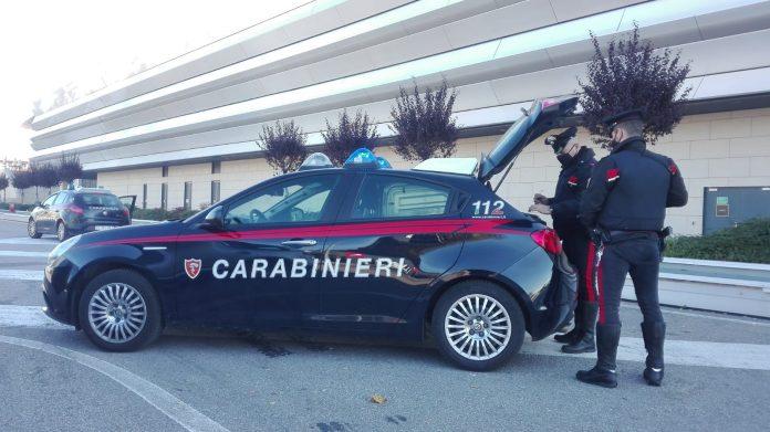 carabinieri primark