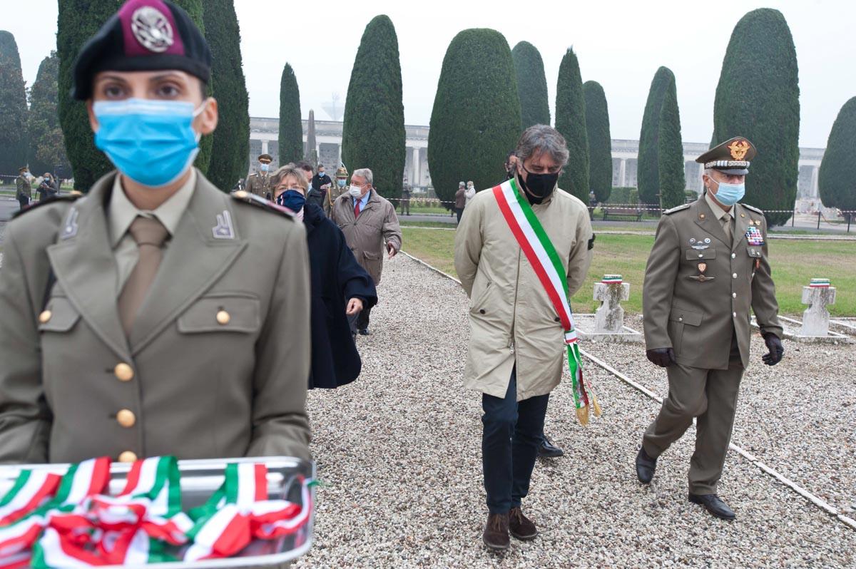 commemorazione defunti 2 novembre Verona