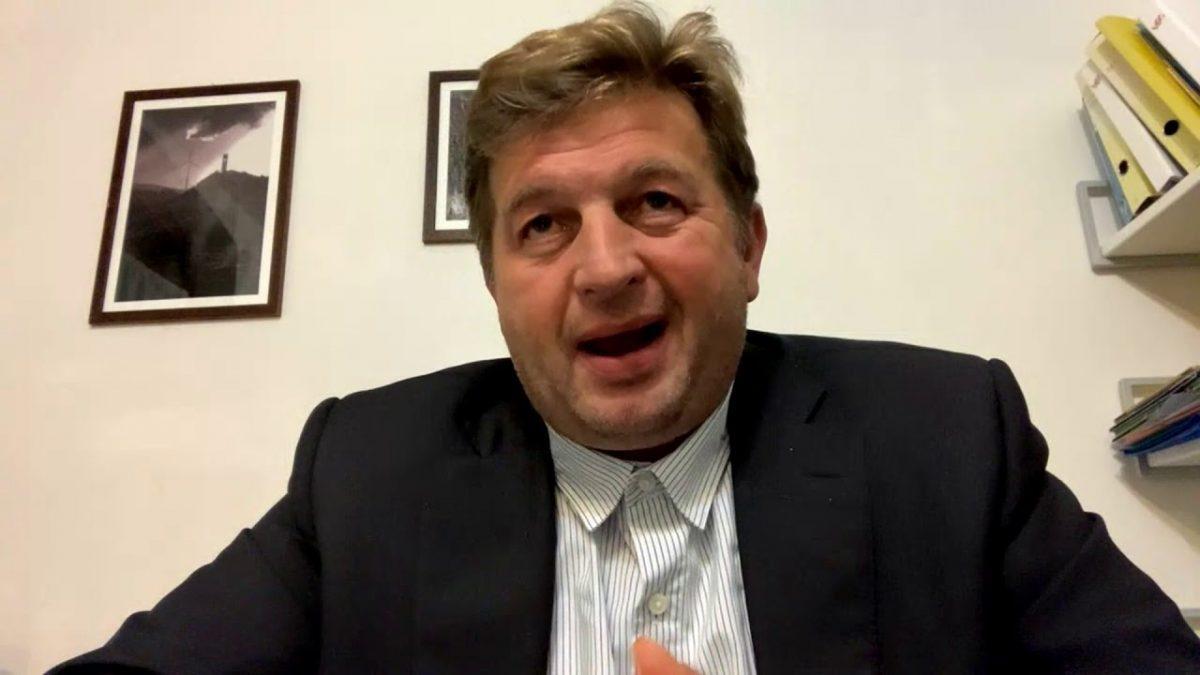 Il consigliere regionale Stefano Valdegamberi