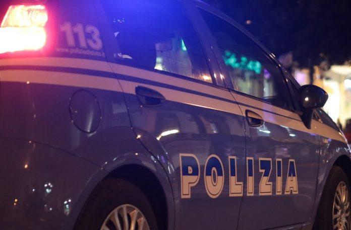 Volanti Polizia di Stato - Festa - Sanzioni Covid