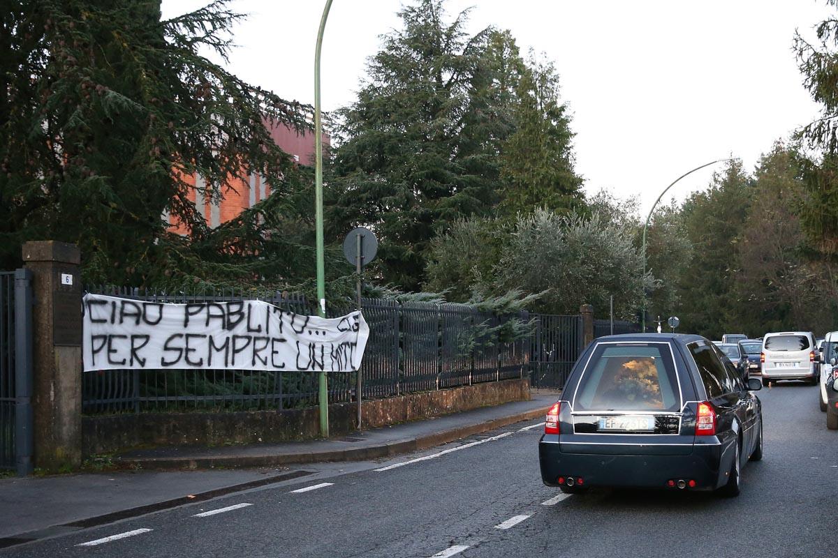 Paolo Rossi funerale vicenza lutto cittadino