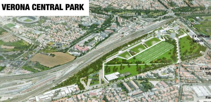 Central Park veduta