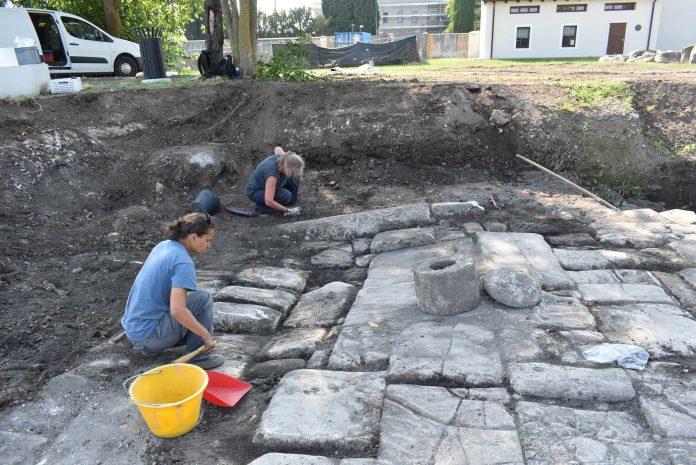 scavi archeologici università di verona aquileia univr archeologia