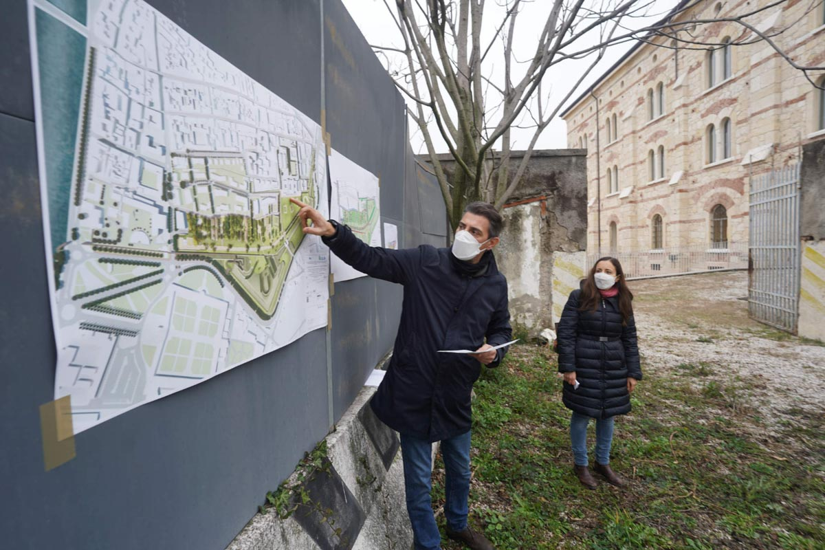 Presentazione progetto Santa Marta Verona