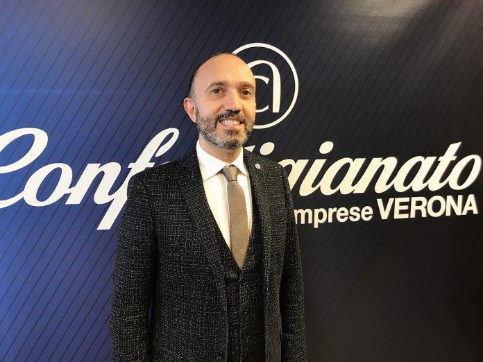 Roberto Iraci Sareri - Presidente Confartigianato Imprese Verona