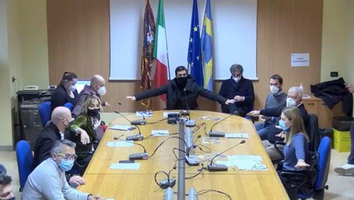 conferenza stampa bilancio comune di Verona