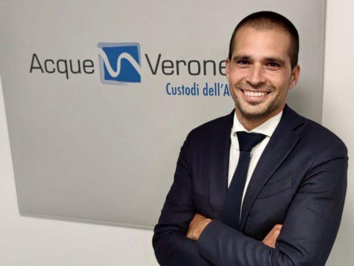 Roberto Mantovanelli, presidente di Acque Veronesi