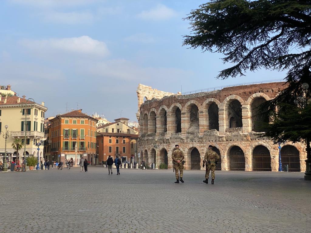 Veneto e altre quattro regioni verso la zona arancione
