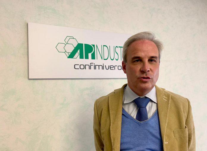 Renato Della Bella, preisdente Apindustria Confimi Verona.