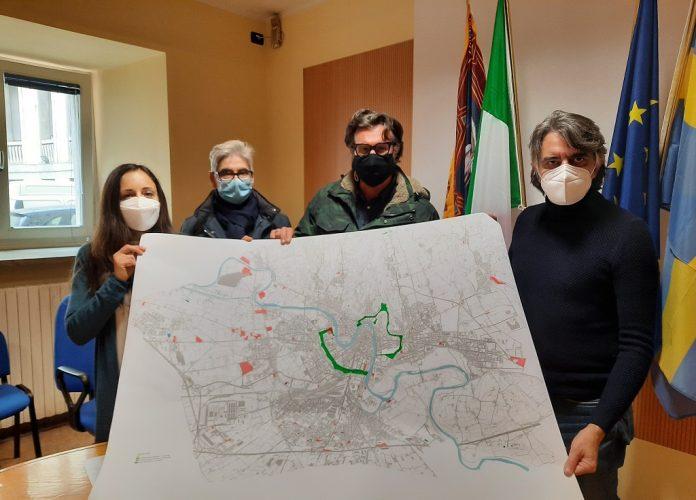 L'assessore Segala e il sindaco Sboarina presentano la Variante 29