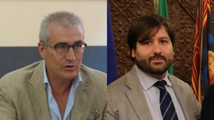 Paolo Artelio e Alessandro Torluccio