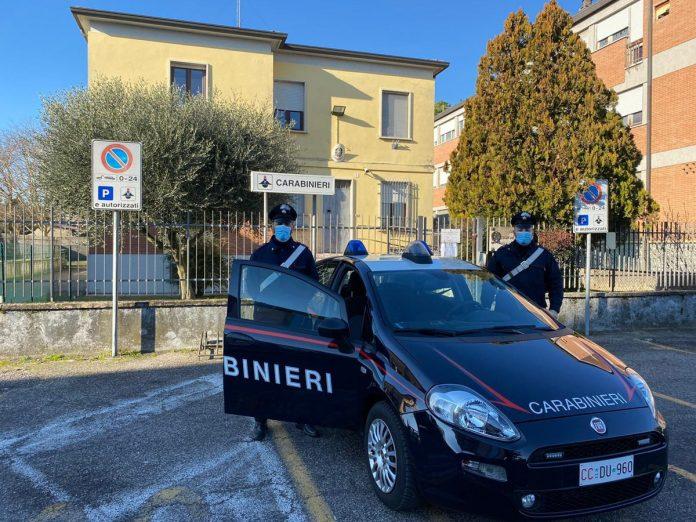 Stazione Carabinieri di Isola della Scala