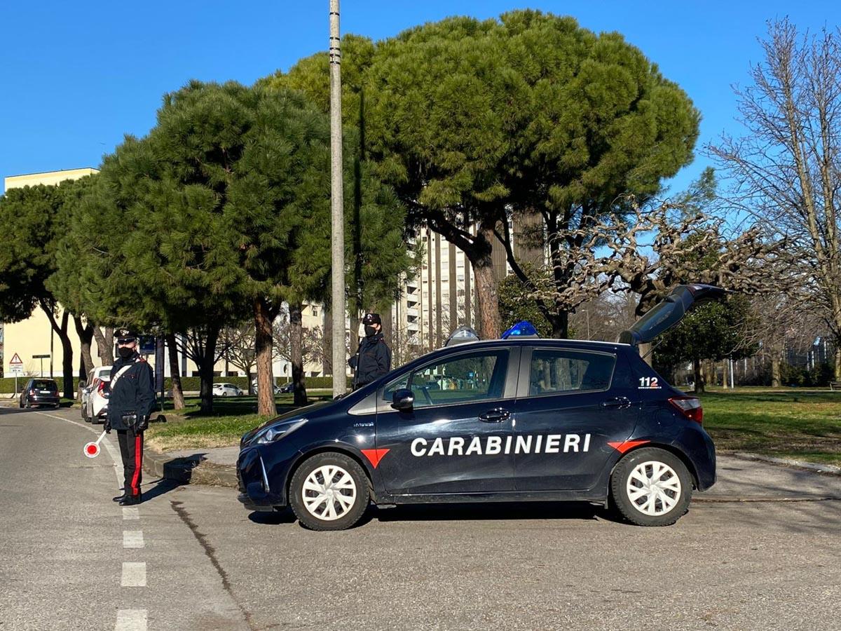 carabinieri verona spaccio in città