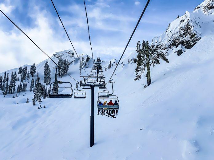 pixabay sci piste da sci turismo invernale montagna inverno