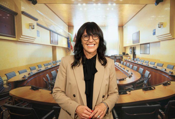 Anna Maria Bigon, consigliera regionale del Veneto per il Partito Democratico