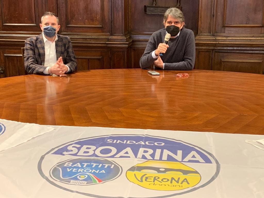 Battiti e Verona Domani