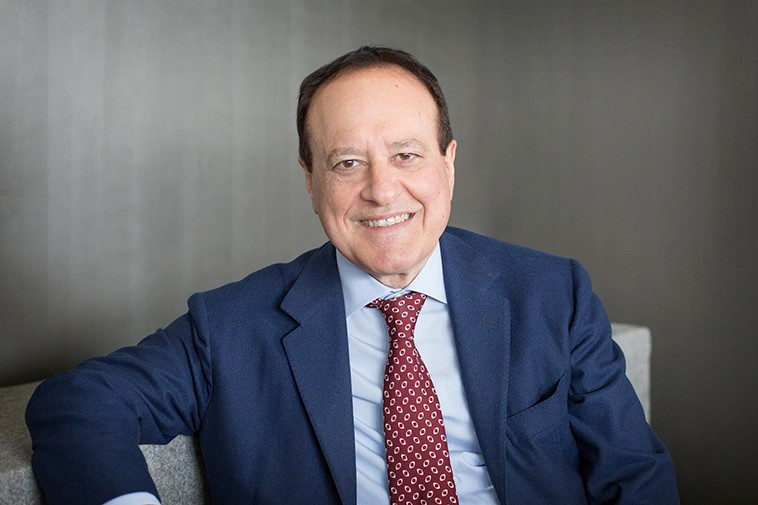 Giovanni Mantovani, direttore generale Veronafiere Spa