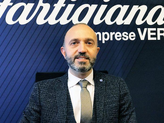 Presidente Roberto Iraci Sareri - Confartigianato Imprese Verona