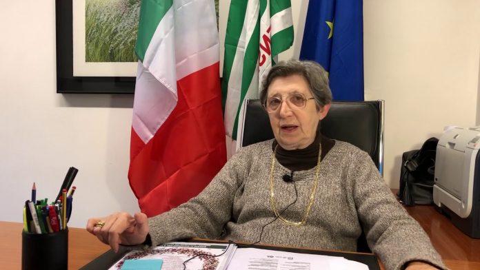 Vanna Giantin, segretaria generale di Fnp Veneto