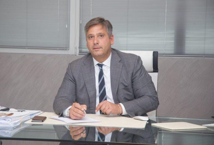 Il direttore di Confcommercio Verona e della cooperativa di garanzia Cofinditer Nicola Dal Dosso.