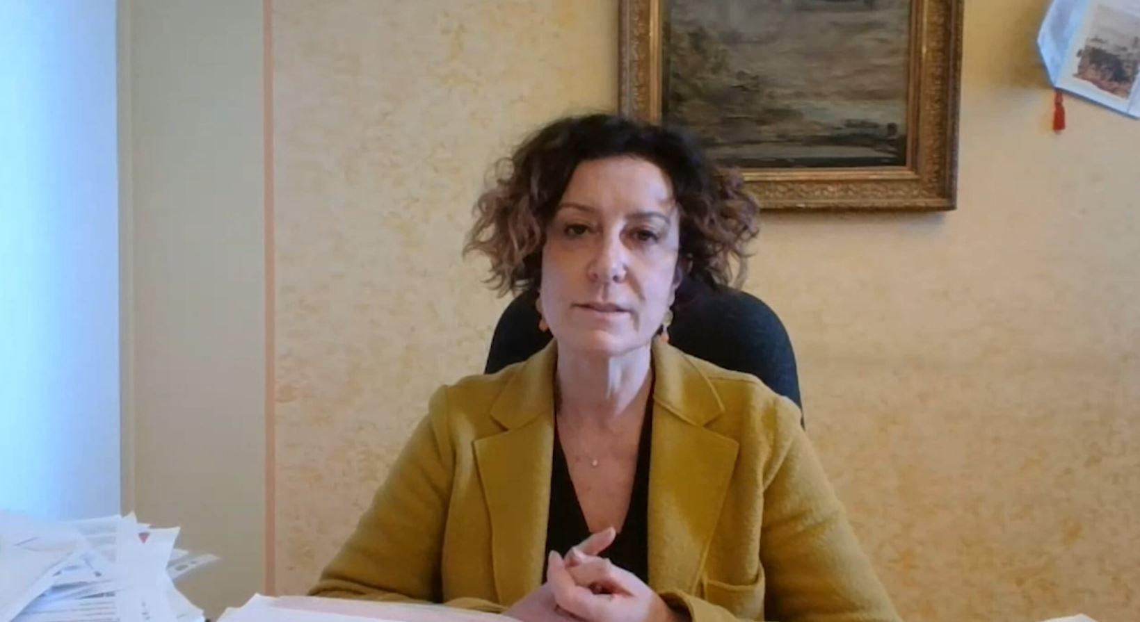 Denise Signorelli, direttrice sanitaria Ulss 9 Scaligera