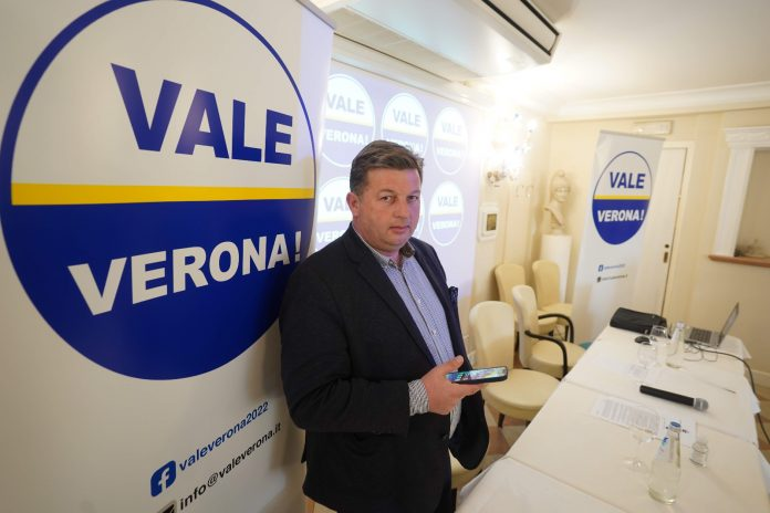 Stefano Valdegamberi, consigliere regionale