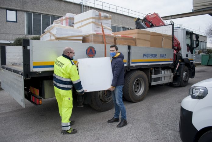 Pannelli Protezione Civile easytech