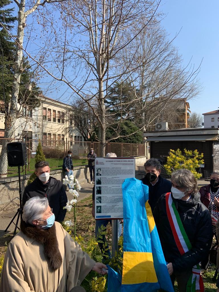 Rotonde Corso Milano-intitolazione donne-8 marzo-Comune di Verona