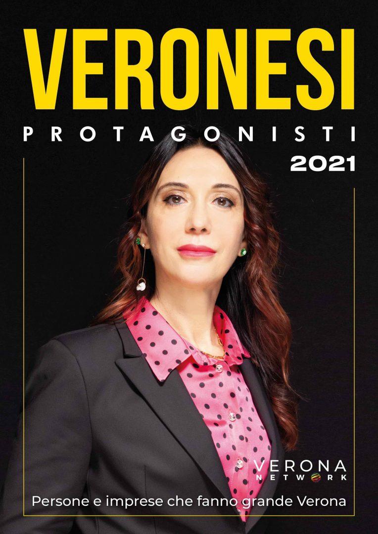 Veronesi protagonisti 2021 copertina