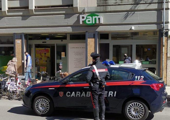 carabinieri arresto polizia forze dell'ordine borgo trento via 4 novembre