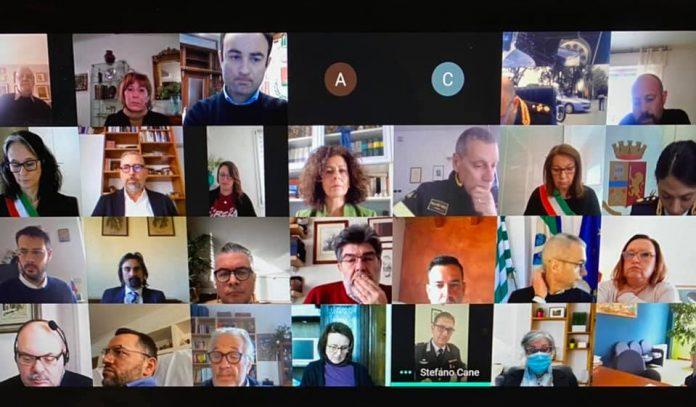 giornata memoria mafia videoconferenza