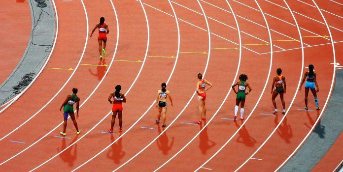 competizione gara atletica corsa