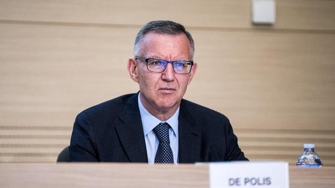 Stefano De Polis, Segretario Generale dell'Istituto per la vigilanza sulle assicurazioni (Ivass).