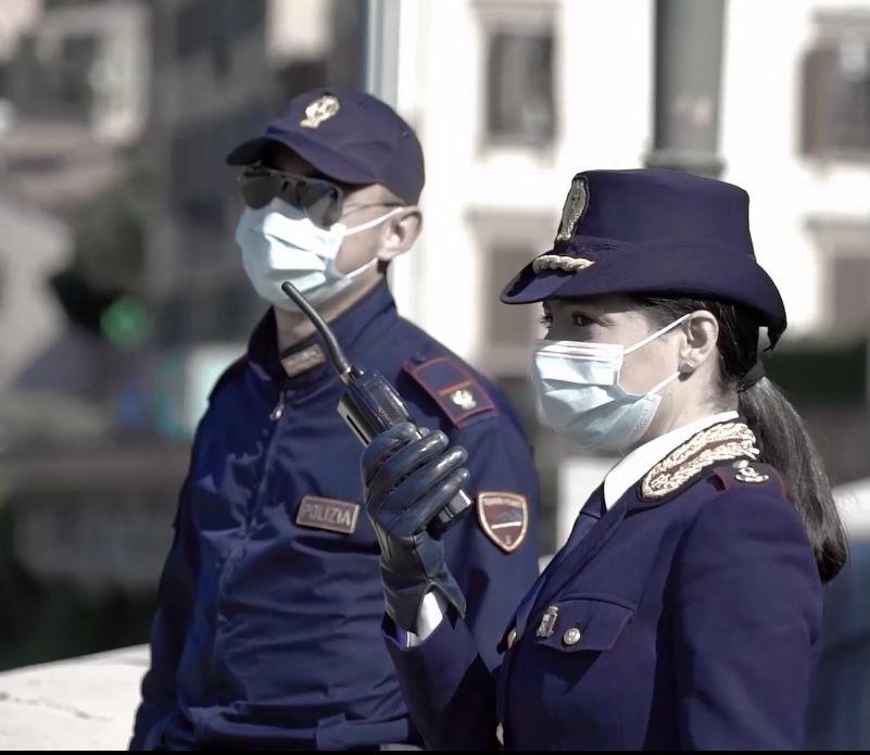 Polizia di Stato generica