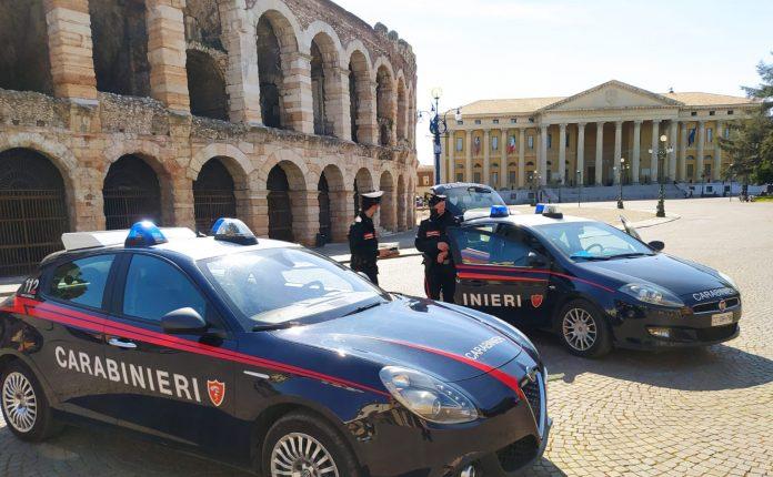 Carabinieri Verona