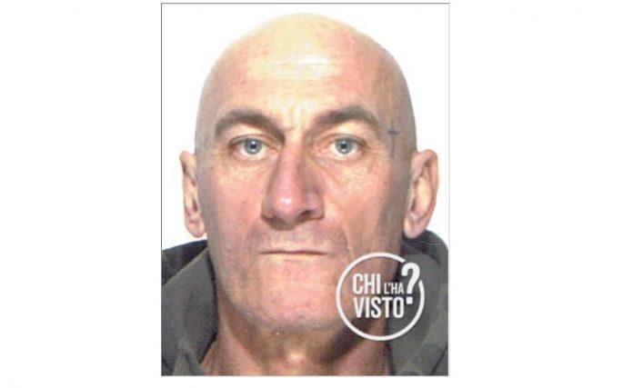 Renato, l'uomo scomparso la sera del 5 aprile a Legnago.