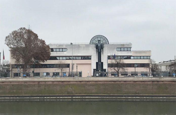 Sede della Questura di Verona