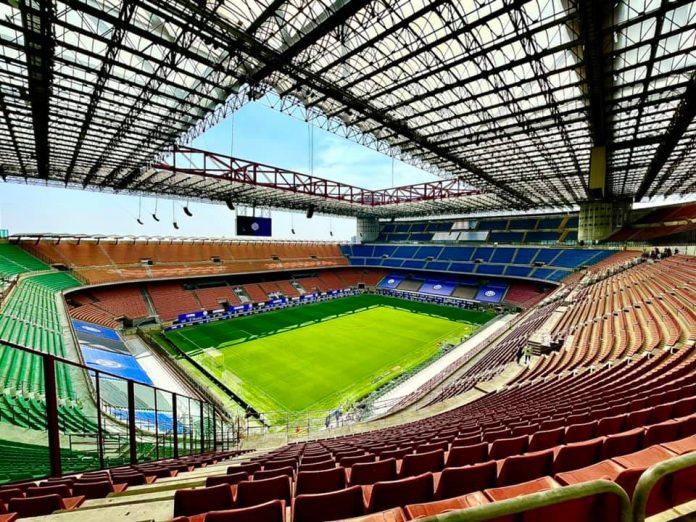 Stadio Meazza San Siro Inter-Hellas Verona