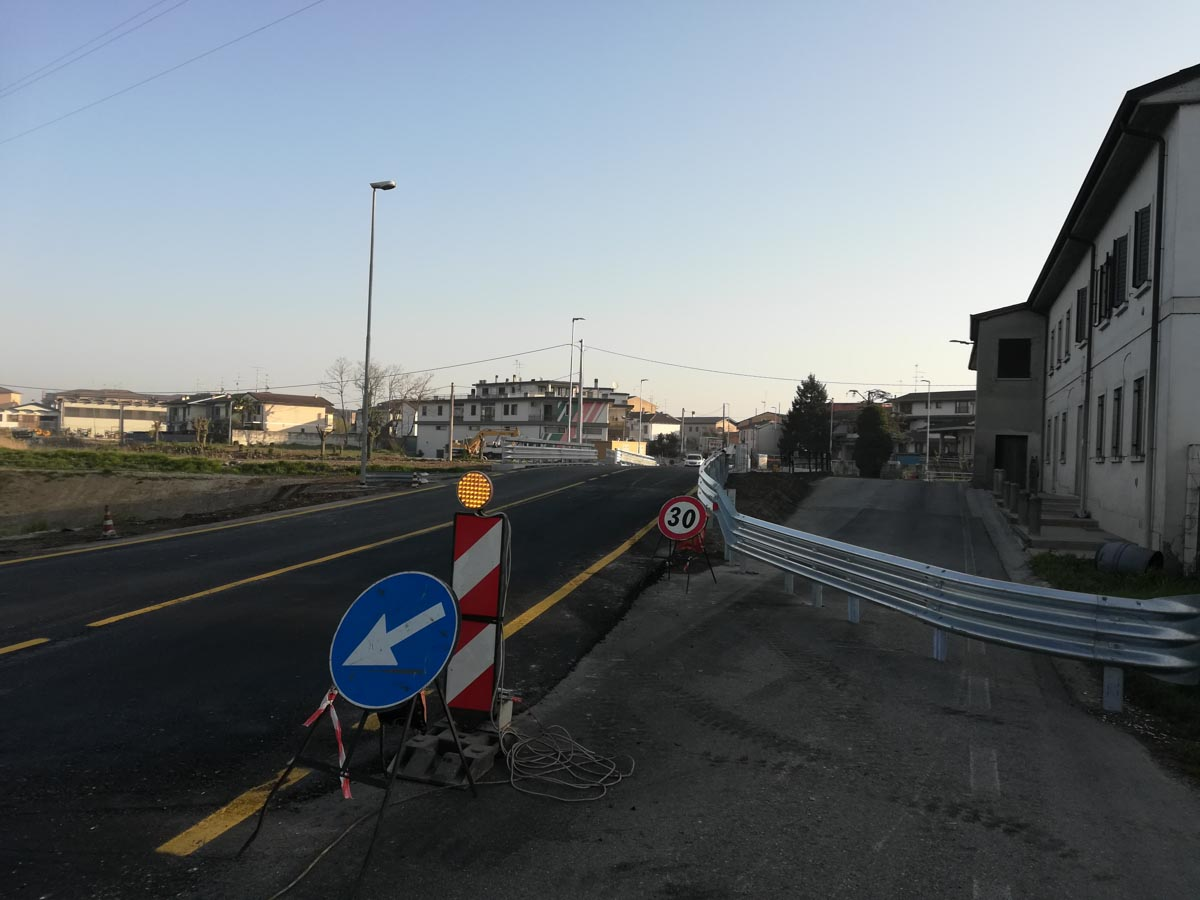 Ponte sul Menago a Villafontana