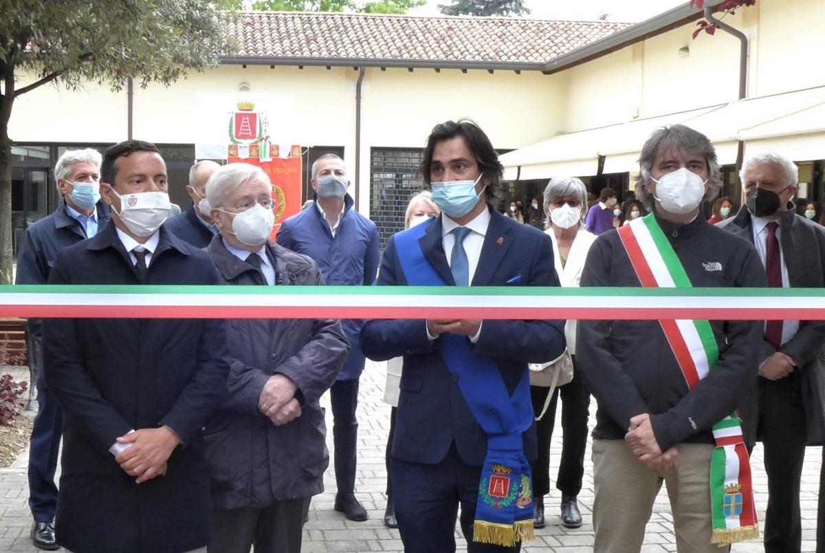 Nuovi spazi per il liceo Monanari in via Polveriera Vecchia a Verona