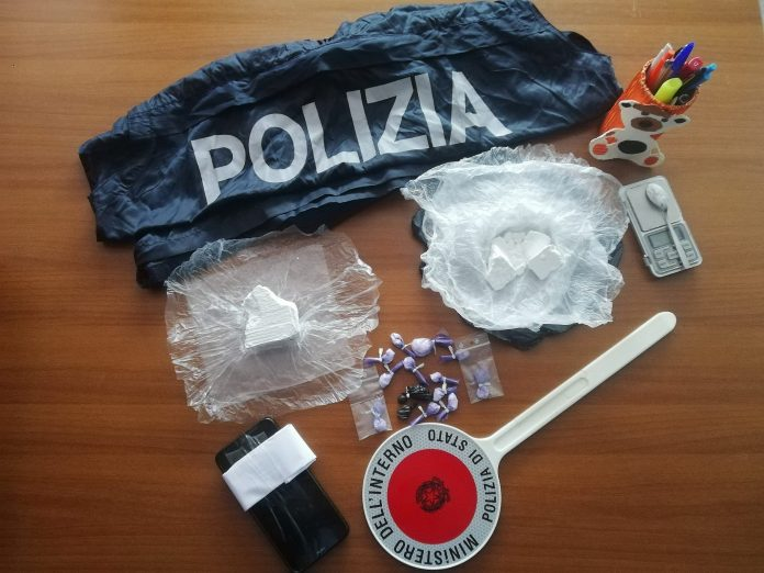 Squadra Mobile - Droga